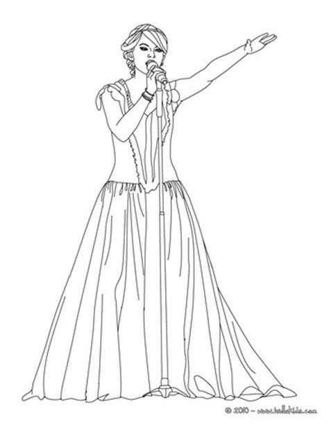 2013 taylor swift coloring page sheets coloring pages