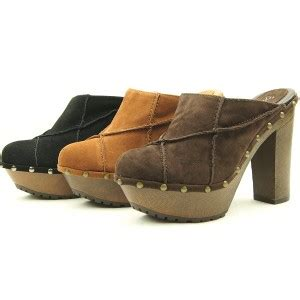 womens high heel clogs high heel s clogs mules slip on shoes black