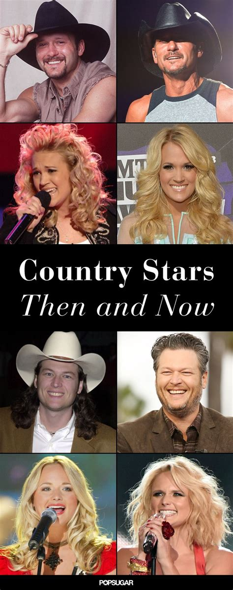 country stars where are they now the shocking transformations of your favorite country