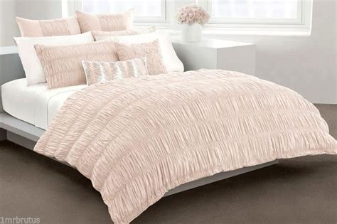 pink ruched comforter 17 best images about my blush bedroom on pinterest pink