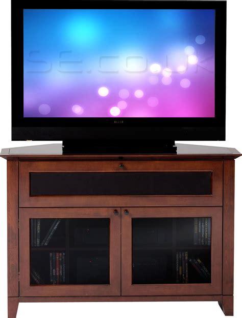 Tv Lcd Merk Cocoa corner tv stand