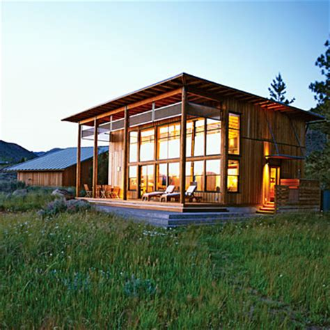 small modern cabin modern small cabins tiny houses tiny house cabin cottage living magazine house plans