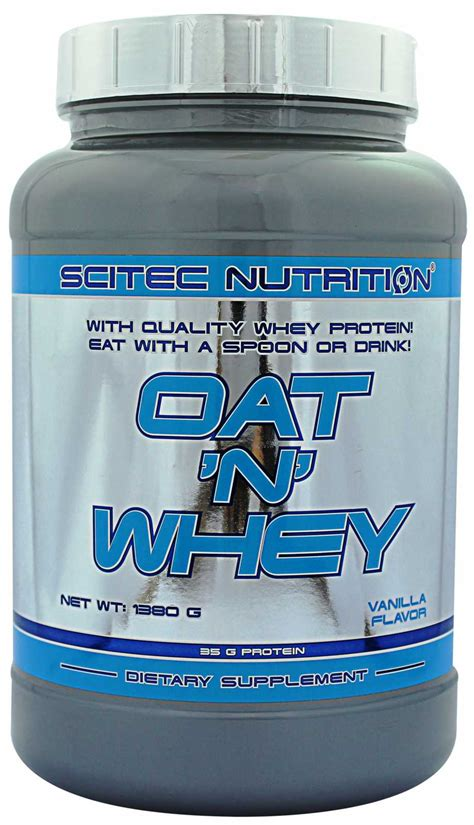 Whey Scitec Nutrition Scitec Nutrition Oat 180 N 180 Whey Photo Gallery At Zumub