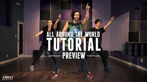 tutorial dance justin bieber dance tutorial preview justin bieber all around the