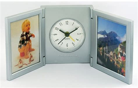 Alarm Clock With Talking Picture Frame by Trifold Alarm Clock With Picture Frame Wholesale China