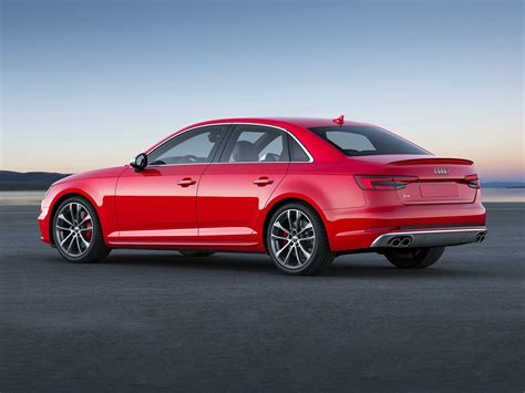 New Audi 2018 by New 2018 Audi S4 Price Photos Reviews Safety Ratings
