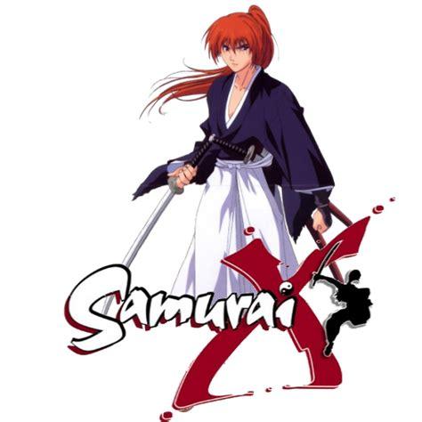 Samurai X 5 samurai x icon by rin2dey on deviantart