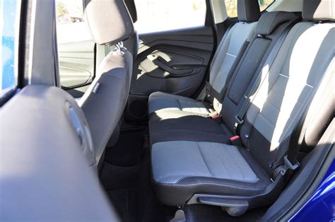ford escape seats uncomfortable road test review 2014 ford escape se 1 6 ecoboost