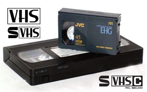 cassette vhs c vhs s vhs s vhs c cassettes simplydv digital