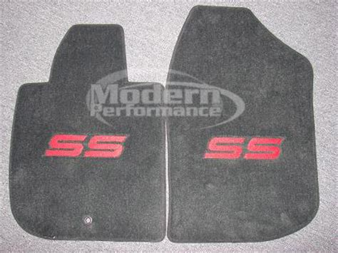 Cobalt Ss Floor Mats by Cobalt Ss Floor Mats Officially Licensed By Gm