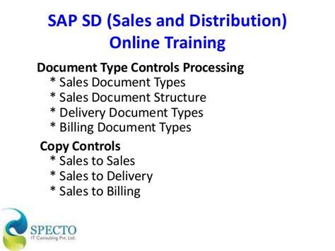 sap tutorial sales and distribution sap sd sales and distribution online in usa