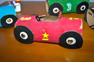 toilettes cing car the princess and the tot toilet paper roll race cars