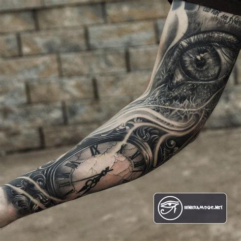 tattoo parlor in dubai 83 h 236 nh xăm đồng hồ đẹp đẳng cấp cho nam giới ở c 225 nh tay