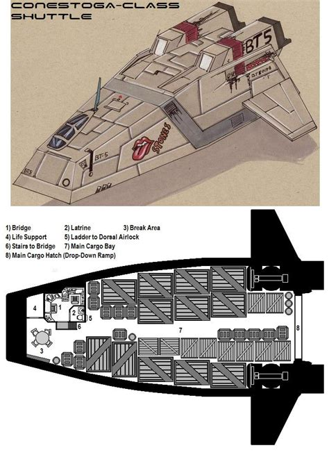 spaceship floor plans space freighter deck plans dark nova shuttle deckplans