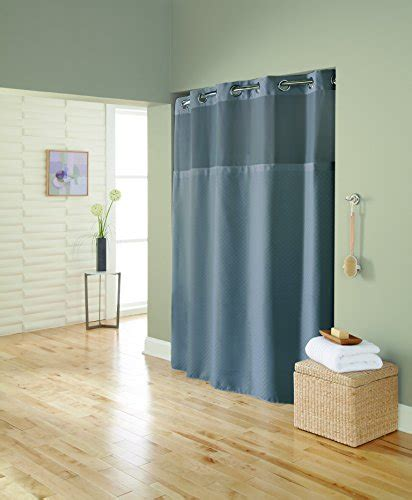 Top Hookless Shower Liner Shower Curtain Liners Axonm