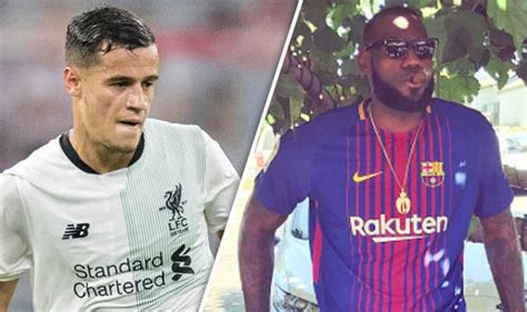 lebron james biography in spanish philippe coutinho to barcelona lebron james tells