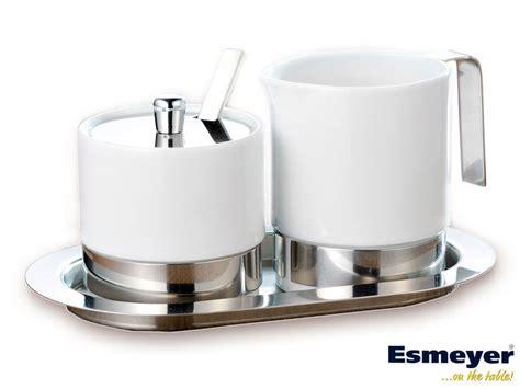 Milch Zucker Set by Milch Und Zucker Set Porzellan Edelstahl Kaufen