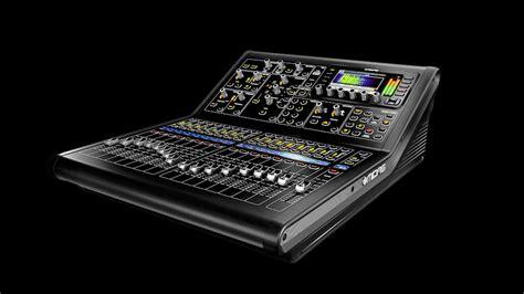 Mixer Audio Midas Namm 2015 The New Midas M32r Small Format Mixer B H Explora