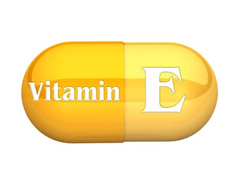 Vitamin E Millions Of With Metabolic May Need More