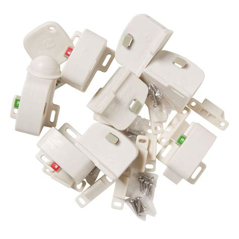 safety 1st cabinet locks magnetic safety 1st magnetic locking system complete 9 piece