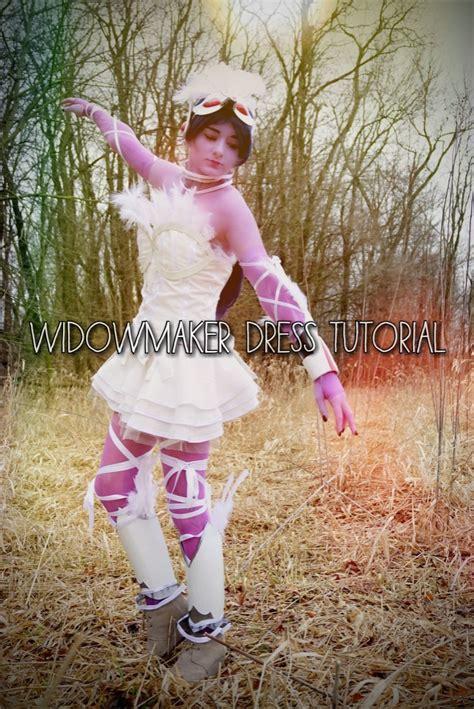 tutorial odette odette widowmaker cosplay tutorial part 2 wintendo64