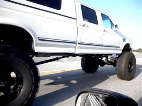 1995 ford f350 lifted youtube