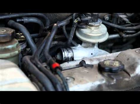ford focus cmax egr valve removal youtube   autos post