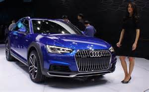 audi a4 allroad 2017 ground clearance