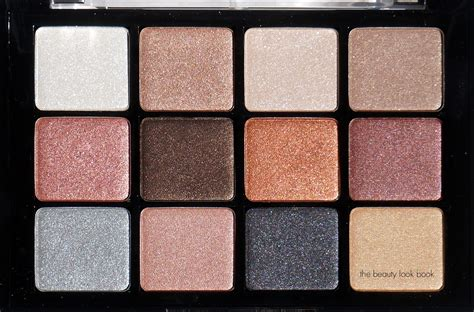 Eyeshadow Palette viseart eyeshadow palettes in neutral matte and sultry