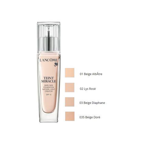 Lancome Teint Miracle lancome teint miracle skin perfector 30 ml 01 beige albatre