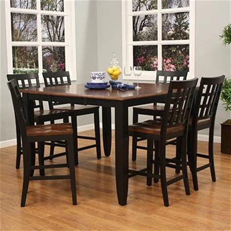 high tables for kitchen high top kitchen table chairs for the home