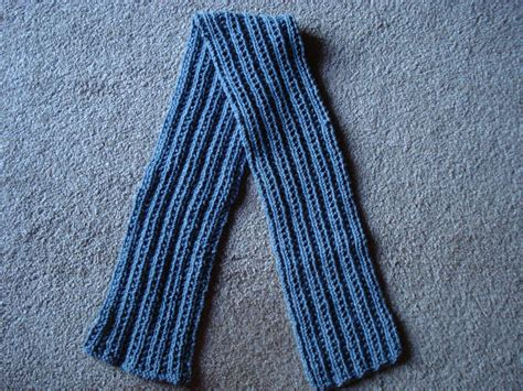mens scarf knitting patterns a manly patterns knitted scarves for free