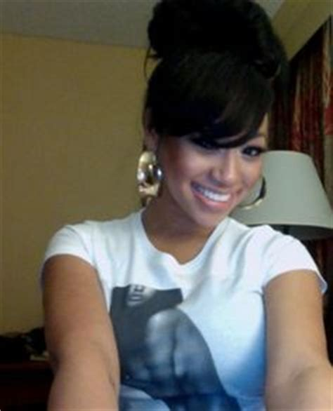 pic of black side swept bangs and bun hairstyle black hair on pinterest box braids box braid styles and