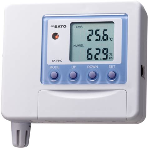 Series Dsgt 118 C0s Digital Indicating Transmitter sksato temperature humidity transmitter model sk rhc v voltage output 0 to 1vdc probes are