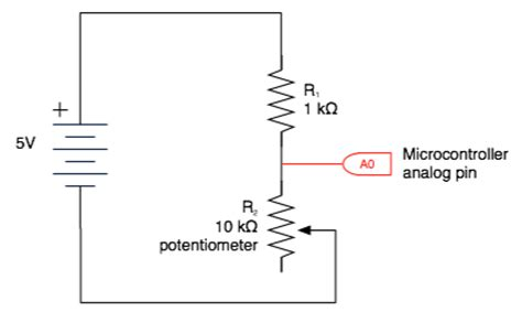 adjustable resistor divider variable resistor and potential divider 28 images ee445l embedded systems design competition