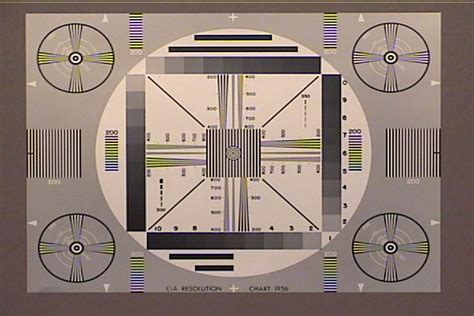 test pattern sony vegas video resolution test patterns