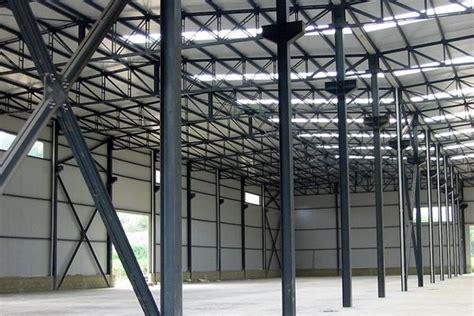 capannone acciaio preventivo costruzione capannoni industriali