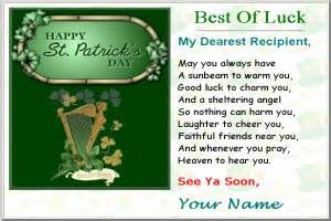 create and send st s day ecards and greetings