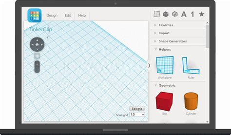 online 3d drawing tool tinkercad create 3d digital designs with online cad