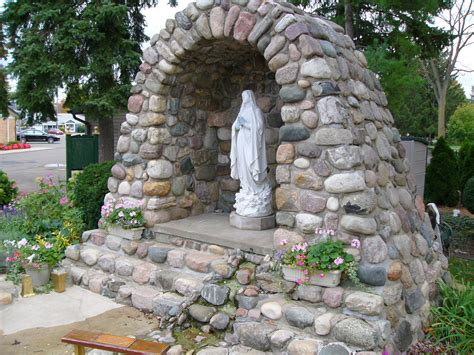 grotto for the home