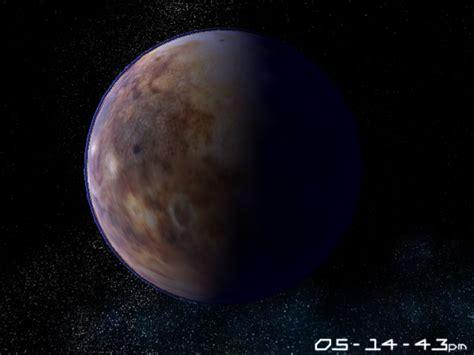 Pnet1gb index of screens 3d planet pluto