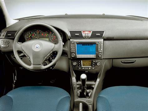 fiat stilo interior 2002 fiat stilo multi wagon