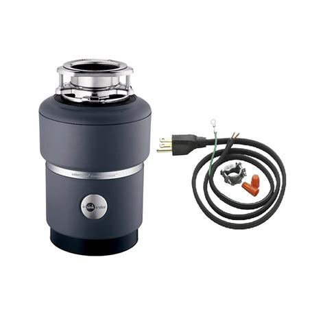 Compact Garbage Disposal Sink by Insinkerator 3 4hp Continuous Feed Garbage Disposer Sears