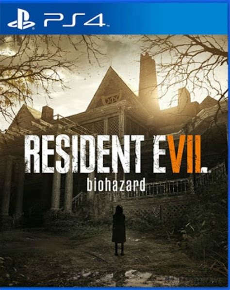 Kaset Bd Ps4 Resident Evil 7 Biohazard resident evil 7 wiki everything you need to about