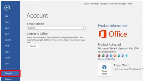 Ms Office Suite by Microsoft Office Suite Not Activated It Services