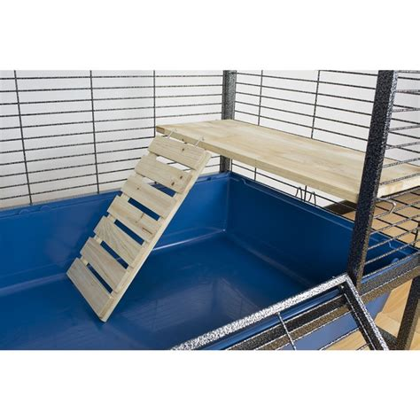 gabbia per roditori spaziosa ed elegante 134x57x91 5 cm