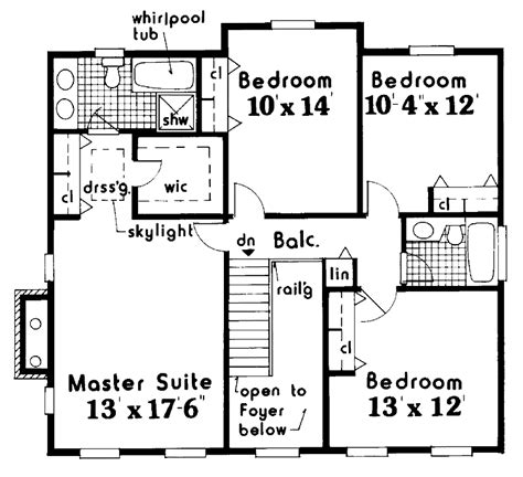 colonial floor plans two story two story farmhouse 2 story colonial floor plans colonial