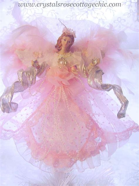 pink tree topper www crystalsrosecottagechic 169 website design by