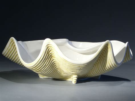 Clam Shell Sink clark sorensen san francisco artist best known for his fantastic urinals