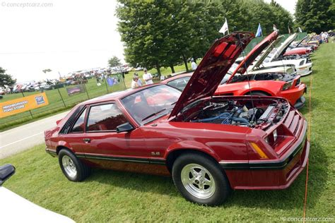 82 ford mustang auction results and data for 1982 ford mustang gl glx 5